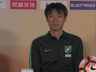 洪明甫:中国青训有待提高 最难忘02年世界杯