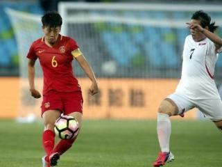 热身赛:中国女足0-1不敌朝鲜 横梁救险难阻对手单刀