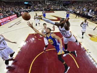 库里:希望年年跟骑士打总决赛 对NBA有好处