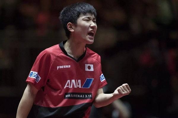 袁雪娇迎战另外一位中国香港选手麦子咏,以11-7,11-8,11-5和11-4总图片
