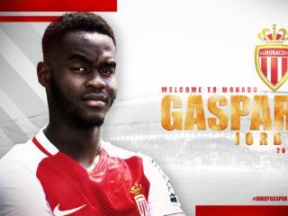 官方:摩纳哥签下里昂边卫加斯帕尔