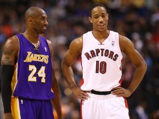 德罗赞:科比让我成为篮球的学生 我曾疯狂学习他的一切