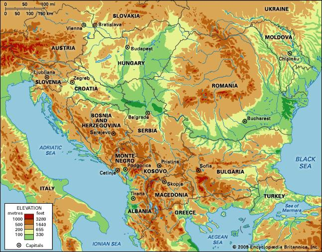 欧洲半岛足球风云(三):巴尔干的热血疯狂