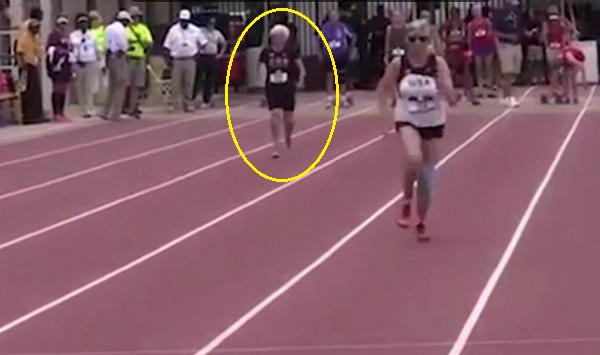 训练仅1年打破百米世界纪录 当事人:比赛让我错过了午休