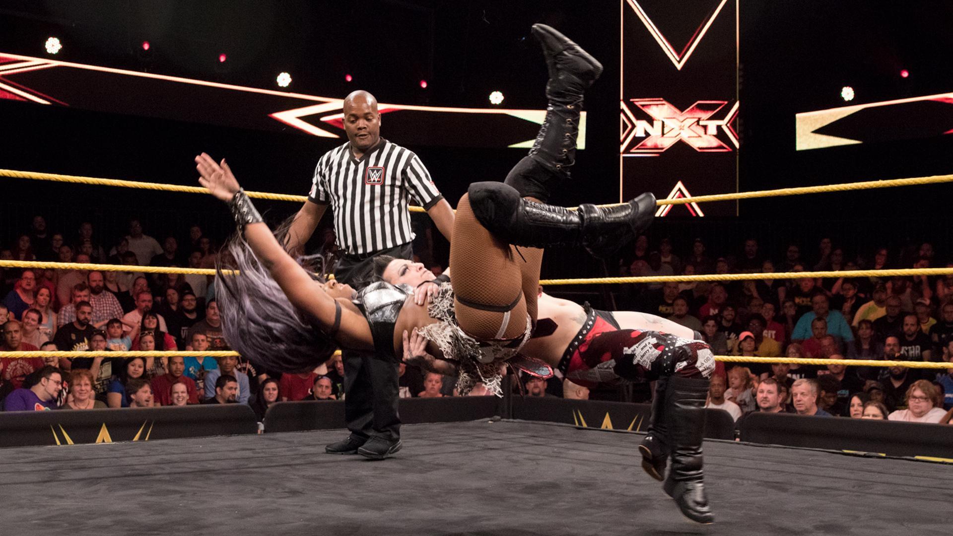 WWE女女男男摔跤组图 看了让你爆血 别点开!