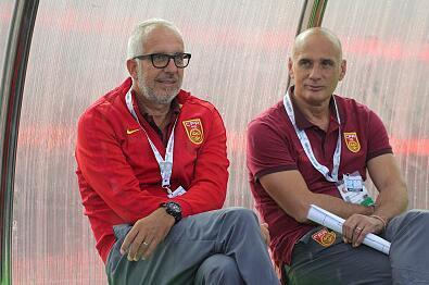 中国U22国家队主教练:日本踢柬埔寨也困难