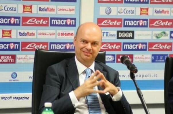 法索内:米兰还会签下顶级球员
