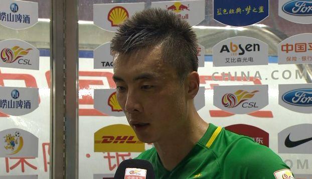 李磊:三连胜归功于整个团队 有信心保持连胜脚步