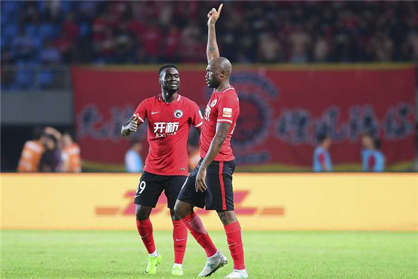 新援贝卡曼加建功 辽足1-0亚泰终结七连败