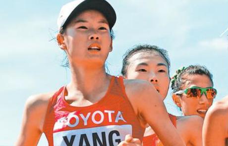 96年田径小将扛起中国竞走大旗 夺金后将金牌献给天堂的父亲