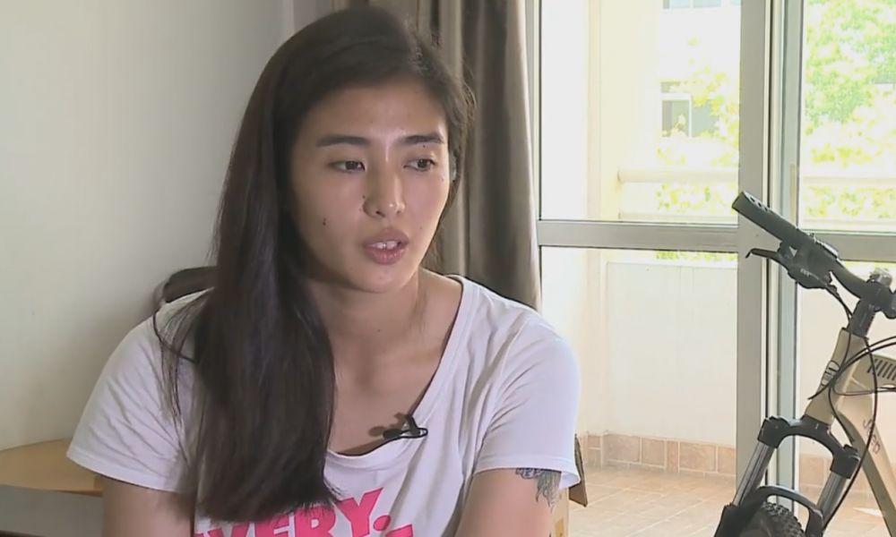 赵丽娜:我曾经的梦想是踢前锋
