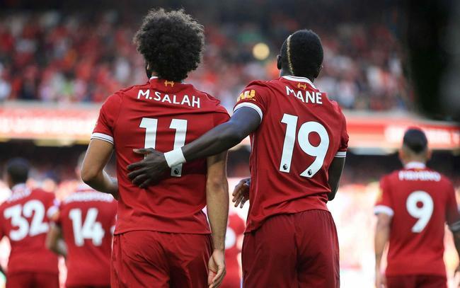 英超第3轮:利物浦4-0大胜阿森纳