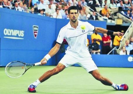 澳大利亚网球比赛海报