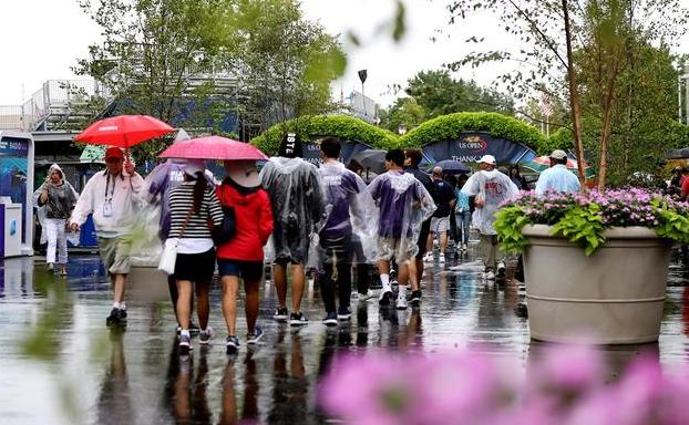 美网张帅王蔷首秀因下雨推迟 周三有望出战