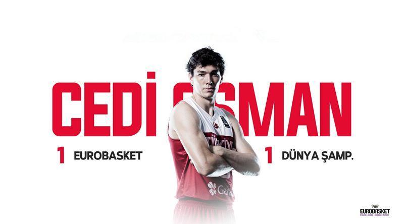 土耳其公布欧锦赛12人大名单:奥斯曼领衔 76人新秀在列