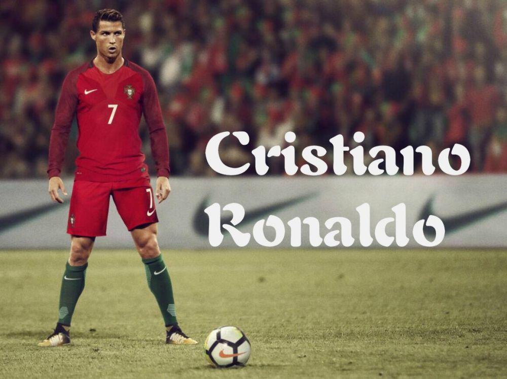 9月1日讯 世界杯欧洲区比赛,葡萄牙5-1战胜法罗群岛,葡萄牙队长c罗在