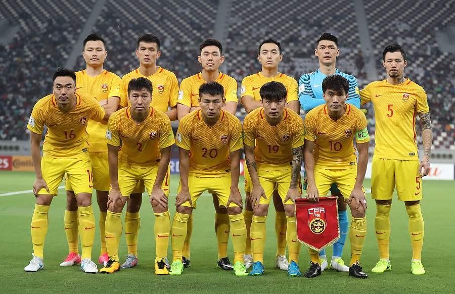 郑智红牌告别世界杯 下一个四年国家队10号在哪里?
