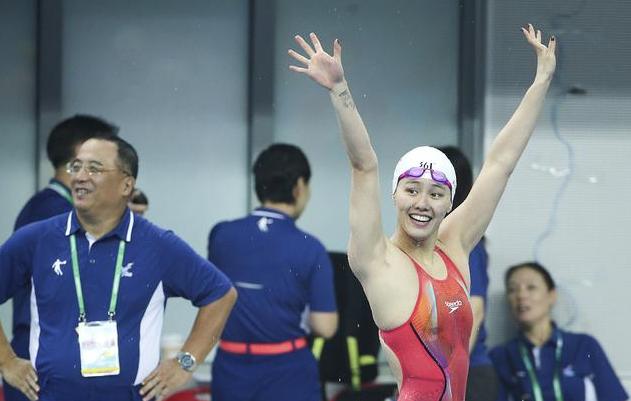 全运会50米自预赛刘湘打破亚洲纪录 尘封23年全国纪录作古