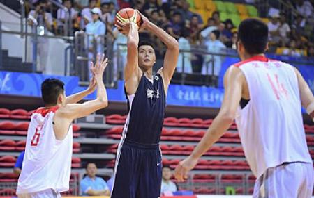 全运男篮广东力克上海收获铜牌 创12年最糟战绩