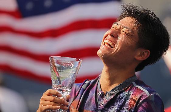 创历史!美网吴易�m夺青少年赛冠军 成中国首位男单大满贯冠军