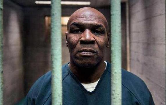拳王泰森在监狱身体被300斤女辅导员榨干 出狱后又开始找女人