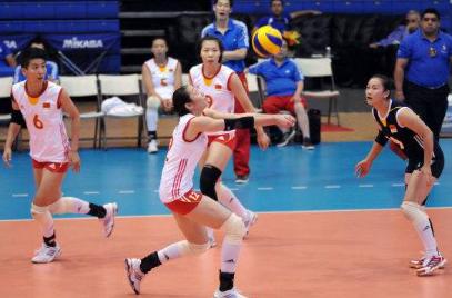 U23女排世锦赛中国队爆冷输球 被对手完爆_排