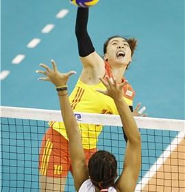 U23女排世锦赛中国队1-4古巴 无缘前六