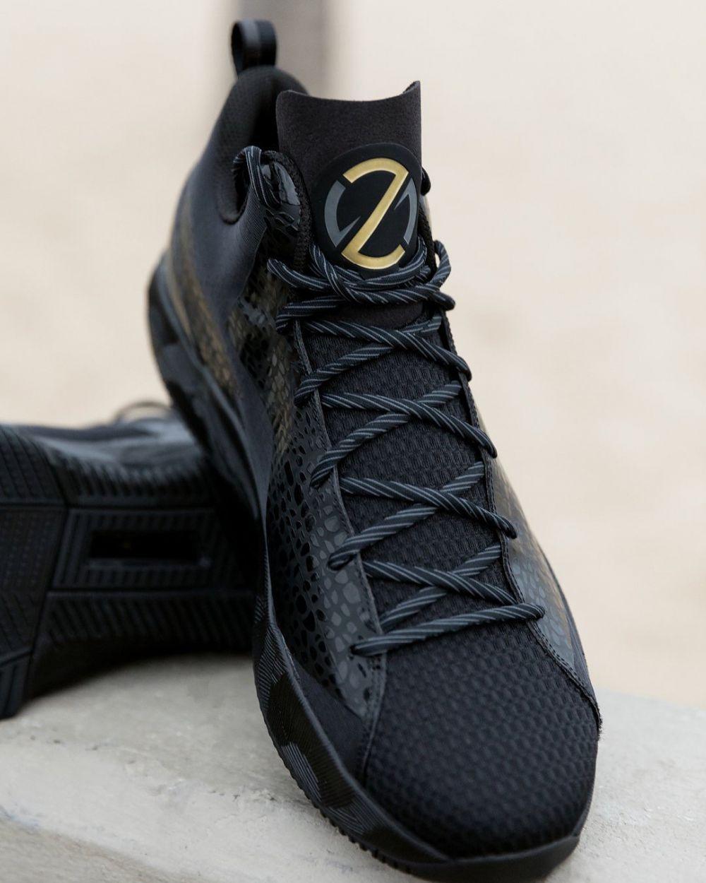 bbb为球哥发布了新版球鞋zo2 prime