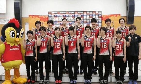 日本女排队员蔑视中国女排:中国女排个大脑子