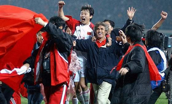 国足世界杯出线16周年:下一次圆梦 还要等多少个四年?
