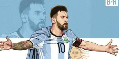天神下凡!梅西一己之力将阿根廷拖进世界杯