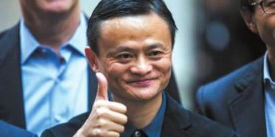 花费55亿!马云成奥运会顶级赞助商