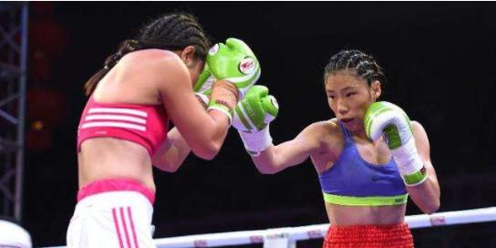 中国女拳手致日本拳王昏迷8小时永久退役