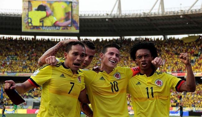 国足热身赛迎来哥伦比亚将对阵&quotj罗&quot