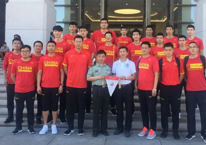 中国男篮公布2019篮球世界杯预选赛23人名单
