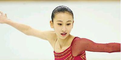 日本花滑女神竟因胸部发育过快无奈退役