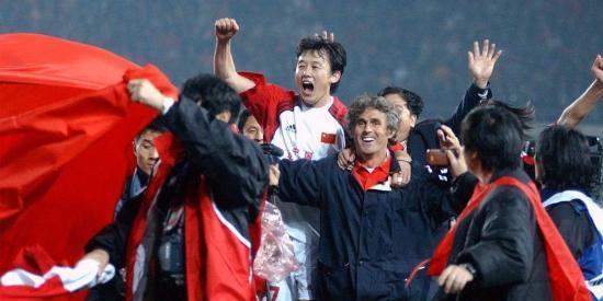前足协主席回忆中国足球:他被点名踢假球!
