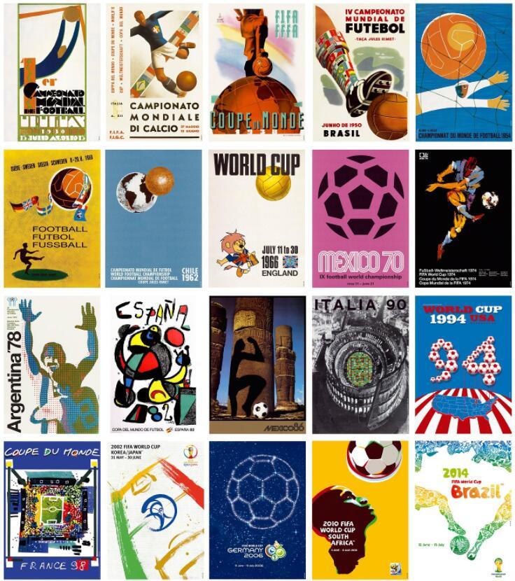 足球 西班牙 正文  2018年世界杯官方海报以前苏联门神雅辛为背景人物