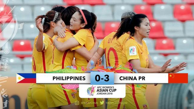 中国女足成首支晋级世界杯球队 主帅回应换人质疑