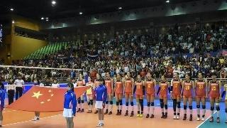 中国女排艰难战胜泰国!球迷不满意:这不像是里约奥运冠军之师