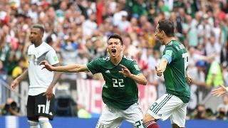 世界杯第一冷门!德国0-1负墨西哥,卫冕冠军首秀失利
