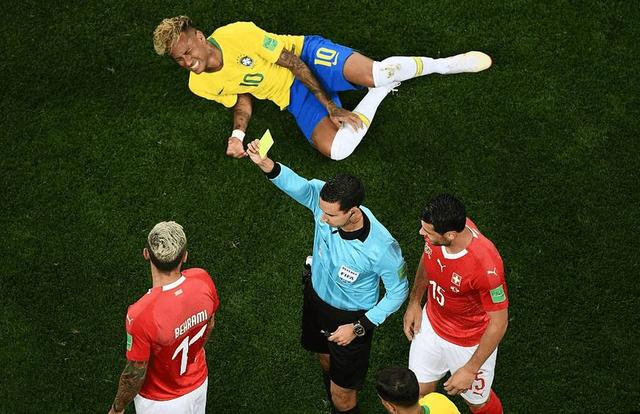 巴西该怎么办!内马尔训练