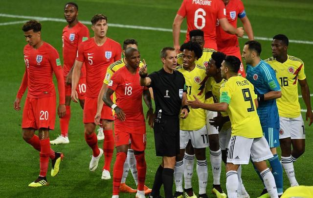 世界杯8强球队全部出炉:上半区都是夺冠热门,英格兰领衔下半区