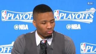 利拉德:我和CJ打得很好了 我们需要更多的传球