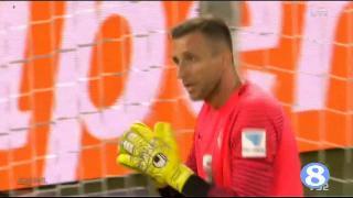 德甲升降级附加赛首回合-戈麦斯点射 狼堡1-0布伦瑞克