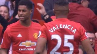 英超第33轮 曼联vs切尔西 进球视频