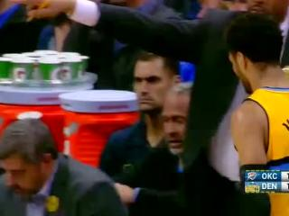 04月10日NBA常规赛 掘金vs雷霆 全场录像