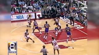 NBA总决赛历史十大时刻