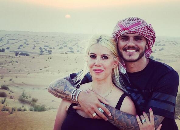 妻子:伊卡尔迪在国米过得很开心
