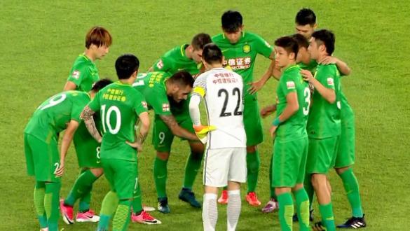 北京足协主席:国安人和都有压力 盼未来三国演义